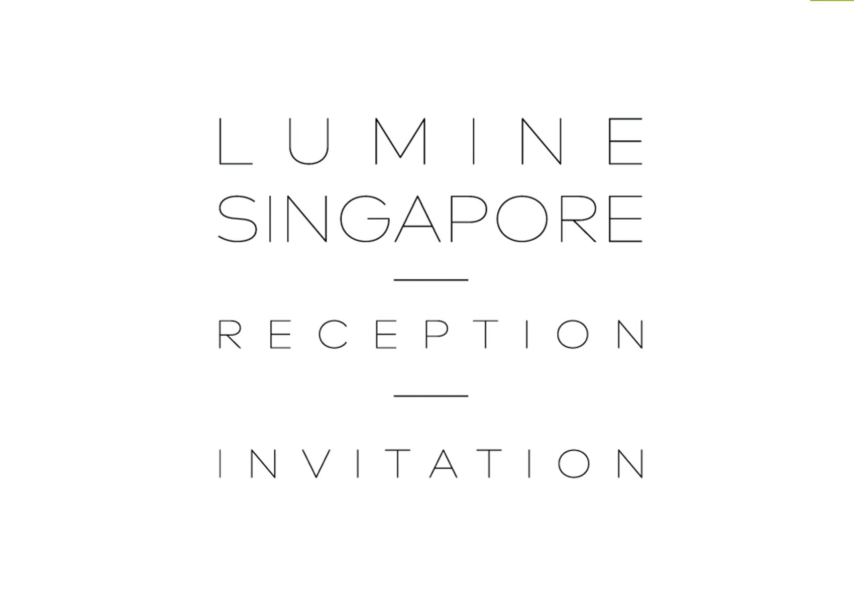 singapore invitation