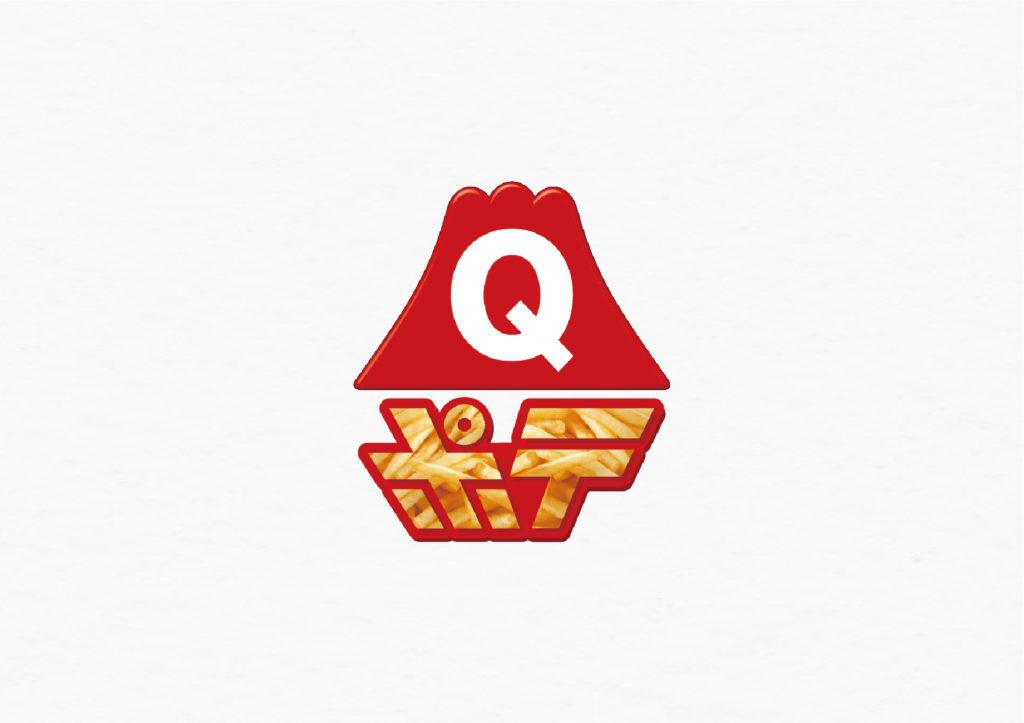 富士急ハイランド Qポテ ロゴ