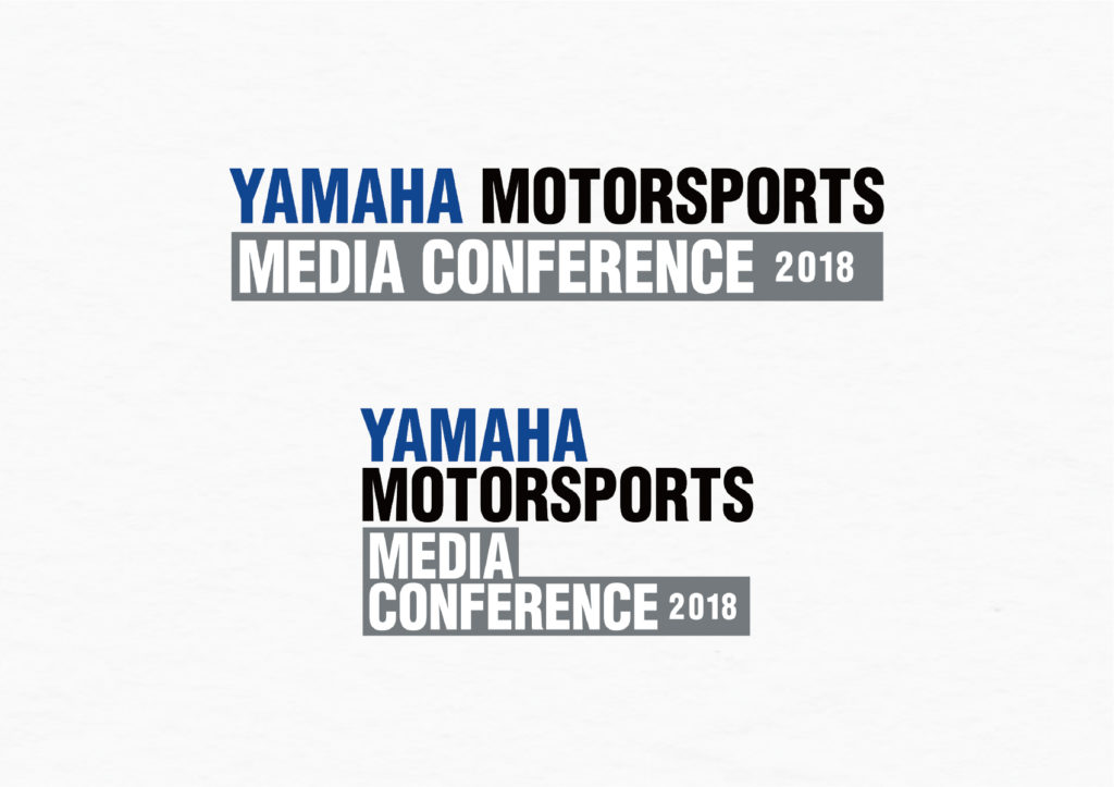 YAMAHA メディアカンファレンス ロゴ
